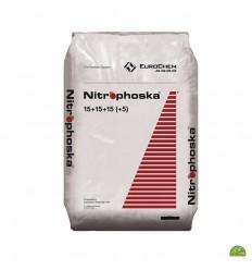 NITROPHOSKA 15-15-15 40kg ΜΕ 100% ΘΕΙΙΚΟ ΚΑΛΙ ,ΧΩΡΙΣ ΧΛΩΡΙΟ