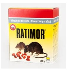 RATIMOR PELLETS 250gr.