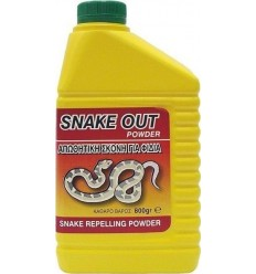 Απωθητικό φιδιών ερπετών SNAKE OUT σε σκόνη (powder)
