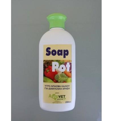 SOAP POT