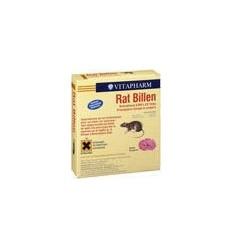 Ποντικοφάρμακο σε κουφέτο rat billen 200gr