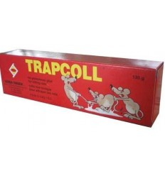 TRAPCOLL Κόλα για ποντίκια μυρμήγκια σφήκες σκαθάρια φίδια σαύρες