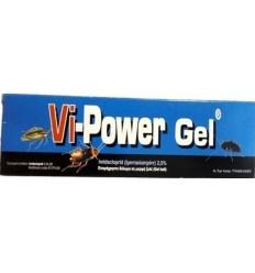 VI - POWER GEL 20cc Κατσαριδοκτόνο για εσωτερικούς χώρους