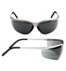 Γυαλιά με μεταλικό υποαλλεργικό σκελετό πλευρική & ολική προστασία U