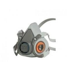 Μάσκα μισού προσώπου σειρά 6200 3M