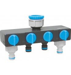 Σύνδεσμος βρύσης πολλαπλών πριζών aquacraft550634