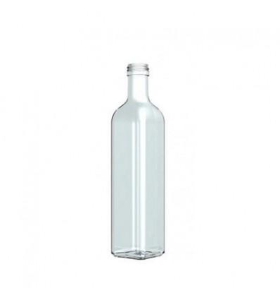 Μπουκάλι Marasca 750 ml Διάφανο μαζι με καπάκι πλαστικό