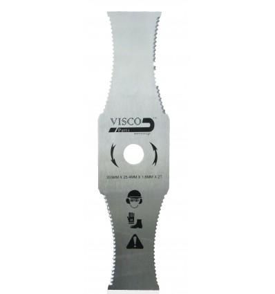 VISCO 355mm x 25.4mm x 1.6mm x2t