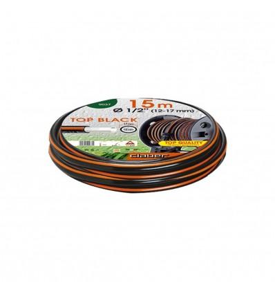 Λαστιχο ποτισματος 1/2in 15m 100% PVC Top Black CLABER
