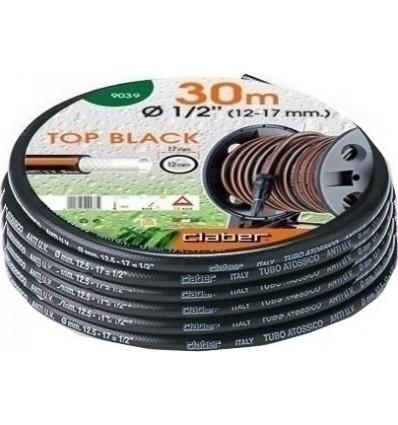 Claber Λάστιχο Κήπου Μαύρο Top-Black 5/8¨ 30m