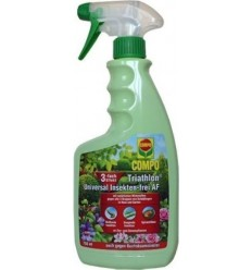 ENTOMOKTONO-ΑΚΑΡΕΟΚΤΟΝΟ COMPO TRIATHLON BIO-SPRAY 500ml