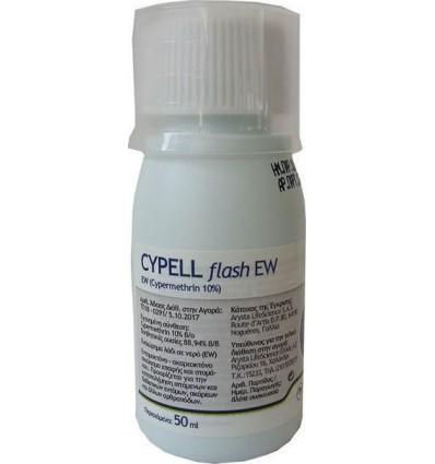 ΕΝΤΟΜΟΚΤΟΝΟ Cypell flash EW, 50ml