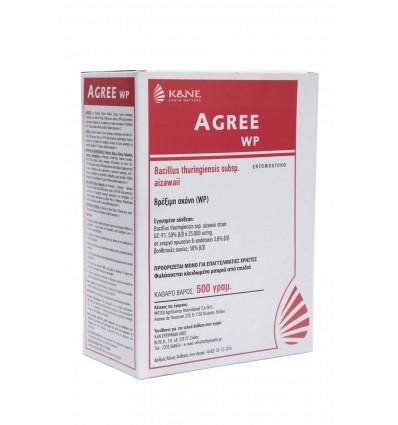 AGREE WP 500gr Εντοµοκτόνο µε ζωντανούς µικροοργανισµούς βιολογικό