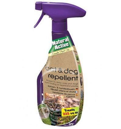 Απωθητικό Spray για Γάτες και Σκύλους 750ml Defenders STV625