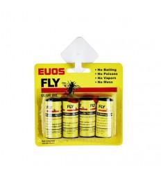 Παγίδα αυτοκολλητη για μύγες μη τοξική