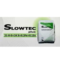 SLOWTEC 21-0-0+Zn+Fe+B 25Kg