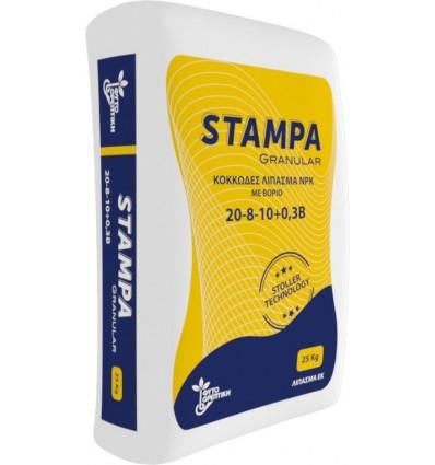 STAMPA 20-8-10 +0,3B 25Kg