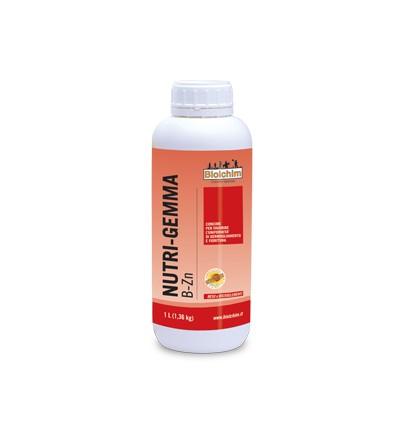 Υγρό Λίπασμα NUTRI-GEMMA B-Zn 1LIT