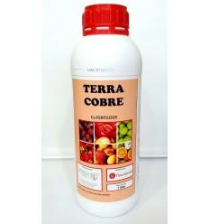 Terra cobre διαφυλλικό λίπασμα χαλκού 1LT