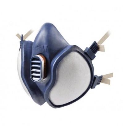 Μάσκα Με Ενσωματωμένα Φίλτρα 3M™ 4255+ FFA2P3