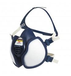 Μάσκα Με Ενσωματωμένα Φίλτρα 3M™ 4277