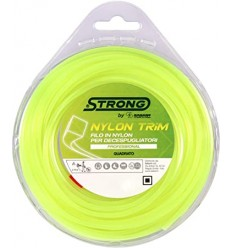 Strong nylon trim 4.0mm x 30m