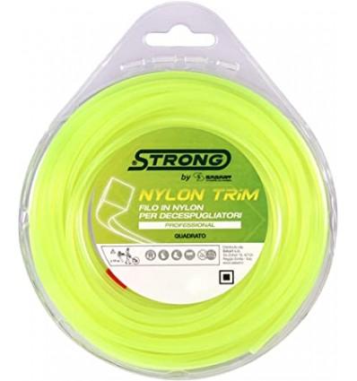 Strong nylon trim 4.0mm x 30m