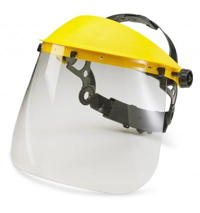 Μάσκα προστασίας θαμνοκοπτικού