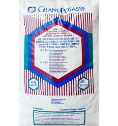 θειικό κάλιο 0-0-50,2 + 54 SO4 GranuPotasse