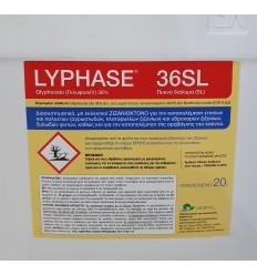 Ζιζανιοκτόνο Lyphase 36 SL 10 LT
