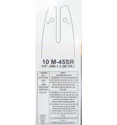 Visco Λάμα 10M -45SR